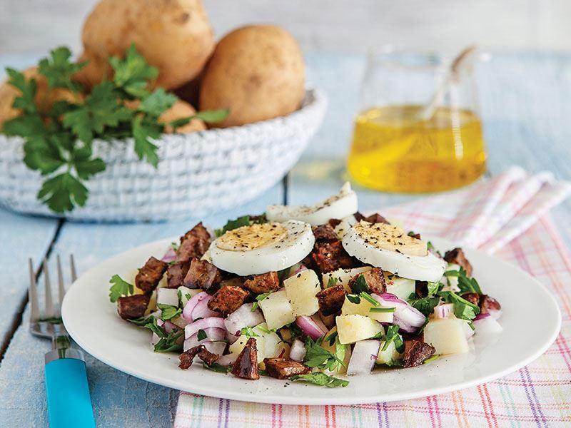 Rumeli Salatası