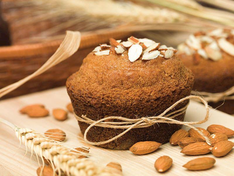 Sağlıklı muffin kek