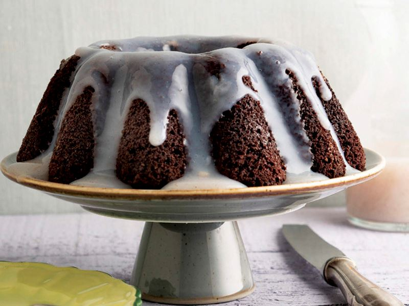 Salep soslu kek