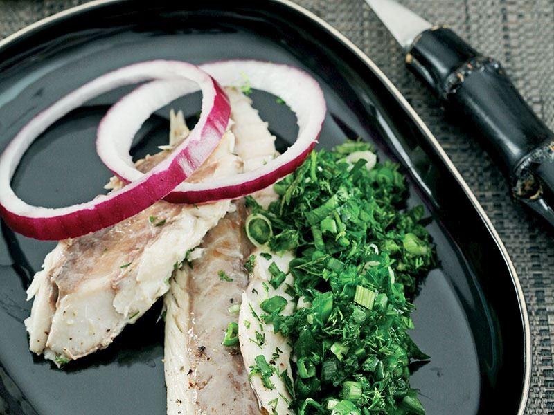 Şaraplı Balık