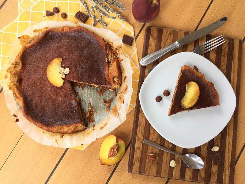 Şekersiz San Sebastian Cheesecake
