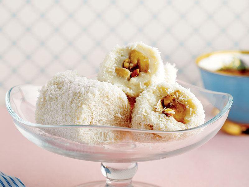Sütlü Fincan Tatlısı