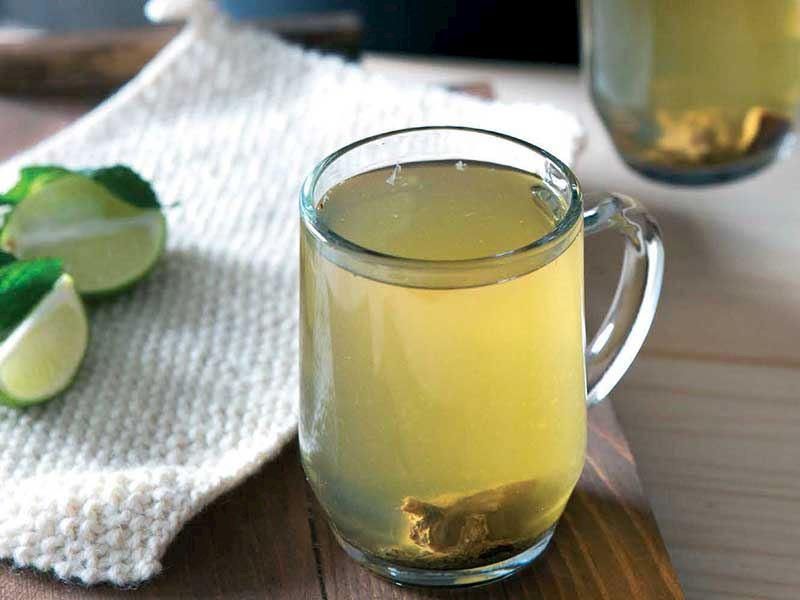 Tarçınlı meyan kökü çayı