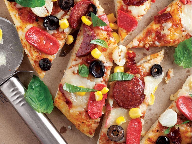 Tepside Pizza