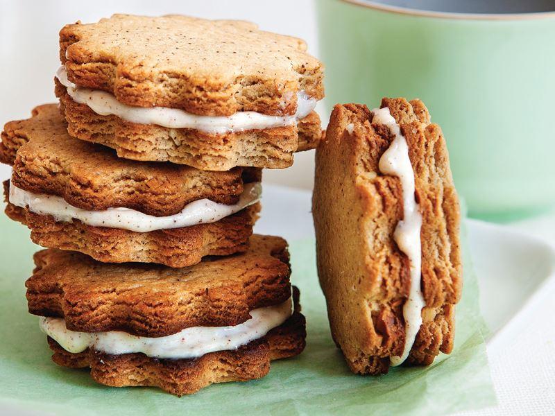 Tiramisulu kurabiye