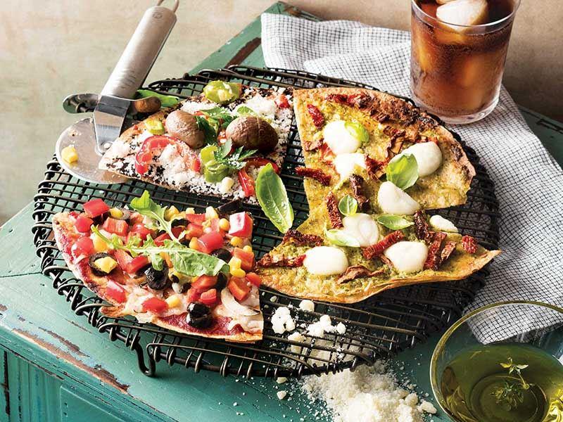 Tortilla Pizzalar