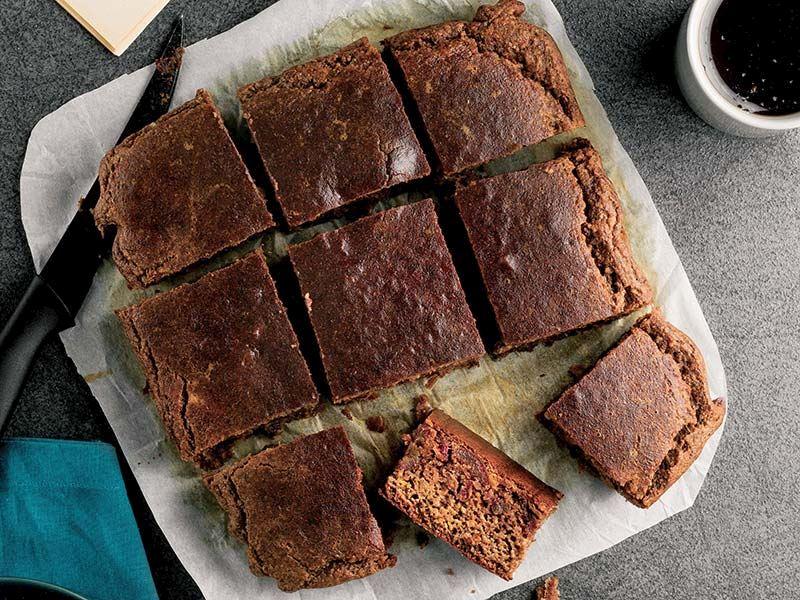 Unsuz ve şekersiz kek