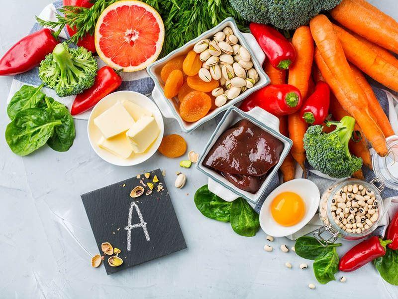 A Vitamini Hangi Besinlerde Bulunur? A Vitamini Eksikliği ve Fazlalığında Ne Olur?