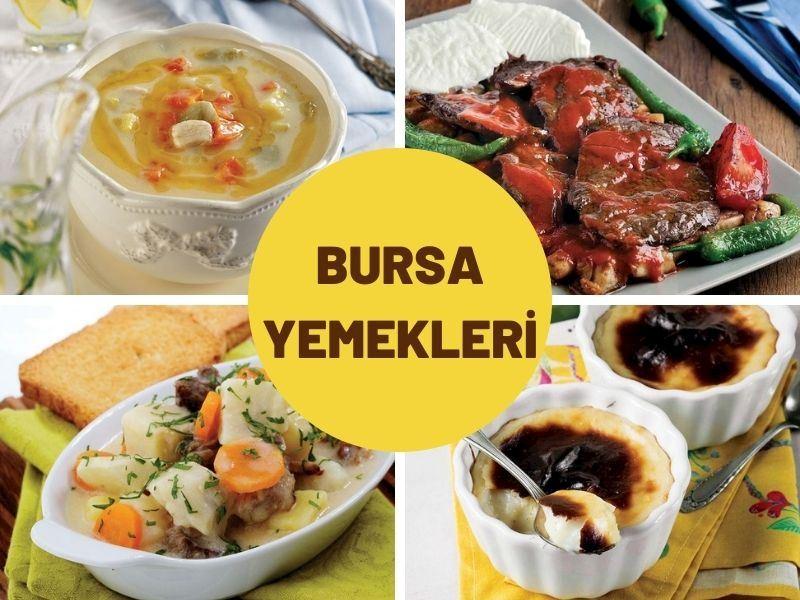 Bursa Mutfağından 10 Yöresel Yemek Tarifi