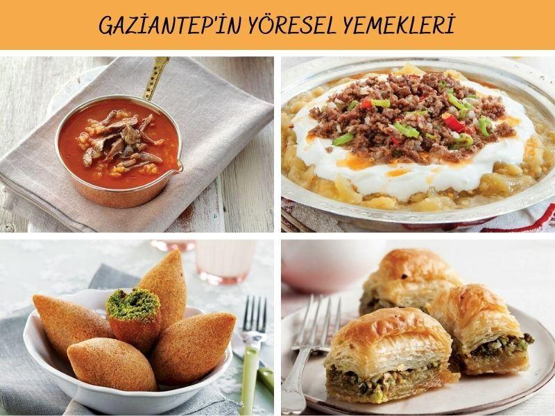 Dünyanın en eski kenti Gaziantep'ten eskimeyen yemekler