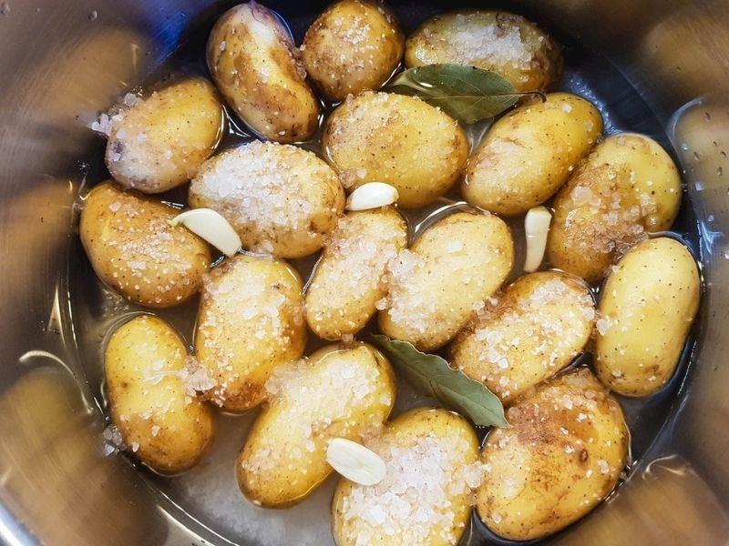 En Hızlı Patates Haşlamanın Püf Noktaları