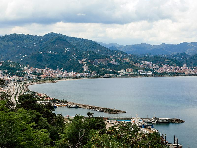 Fındık ve ot cenneti Giresun'dan Karadeniz yemekleri