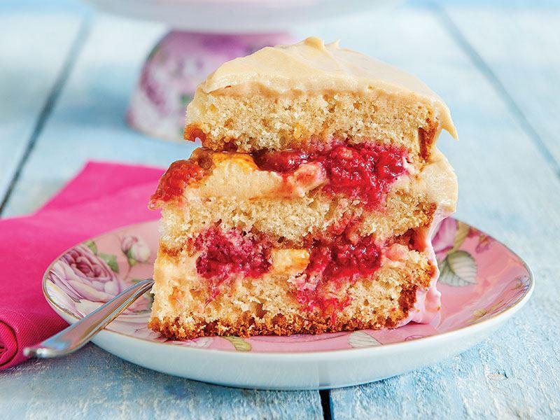 Ahududulu kek