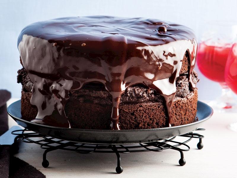 Çikolatalı Pancarlı Kek