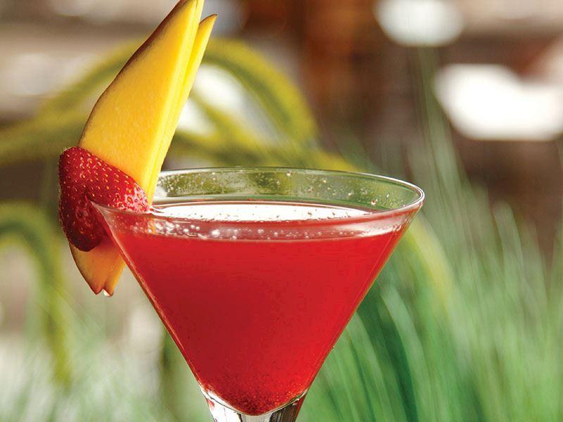 Meyve kokteyli